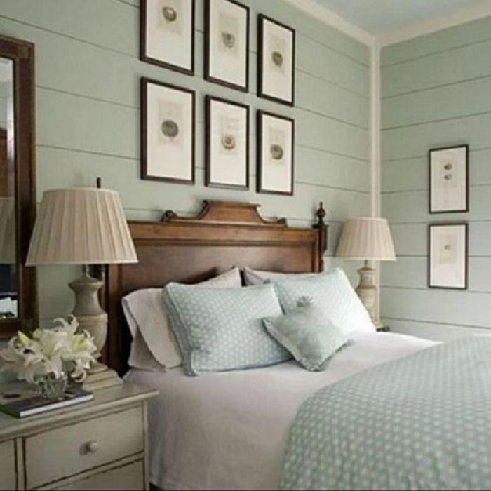 Красивый интерьер возможно создать при помощи просто правильного подбора цветовой гаммы для оформления комнаты.
