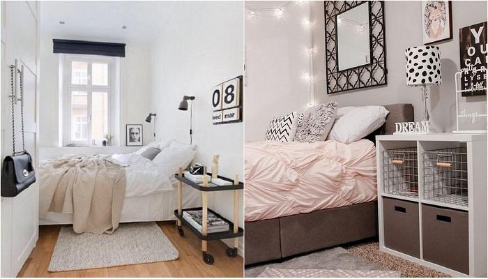 Прекрасные идеи для маленьких спален, что преобразят интерьер дома.