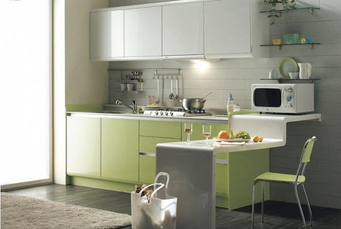 Симпатичные оливковые и кремовые тона украсят любой интерьер при помощи своих светлых тенденций и особенного легкого настроения.