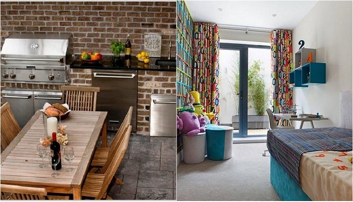 Идеи для преображения пространства дома.