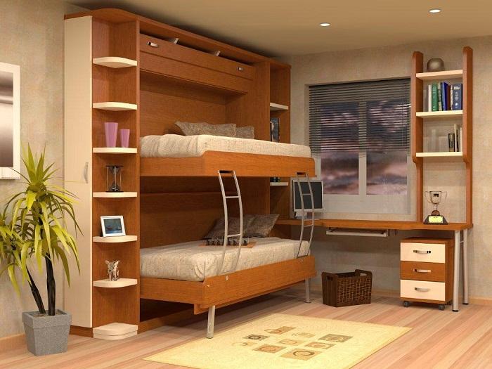Оптимальное решение декорирования спальной для двоих, что станет лучшим вариантом.