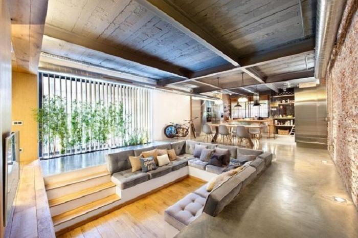 Оформление комнат при помощи встроенных модулей, то что быстро преобразит любой интерьер.
