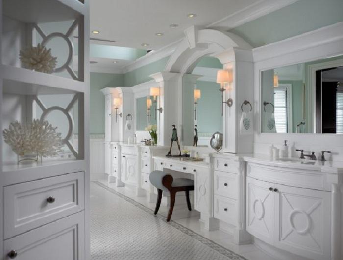Встроенные шкафы, что создадут потрясающую и комфортную атмосферу в любой из комнат дома.
