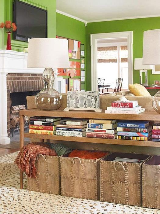 Симпатичное оформление комнаты и приятная эстетичная обстановка, то что может стать самой настоящей находкой для интерьера.