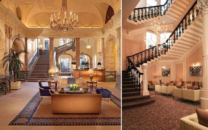 Лестницы в Средиземноморском стиле для оформления прекрасного дизайна интерьера комнат.