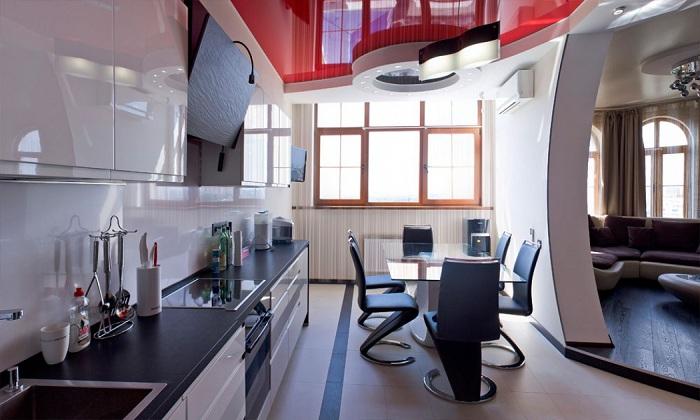 Симпатичное и крутое решение для декорирования интерьера с помощью современных идей.