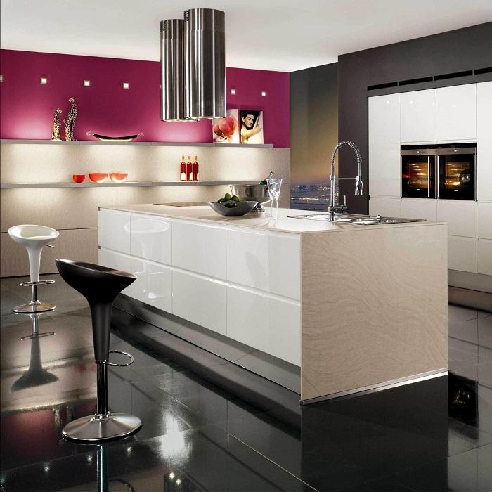 Крутое оформление кухни в современных тенденциях, что точно вдохновит на большие дизайнерские эксперименты.