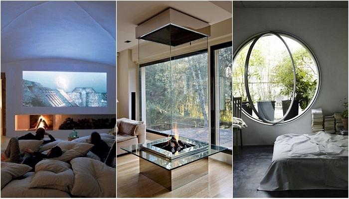 Примеры оформления для преображения дома.