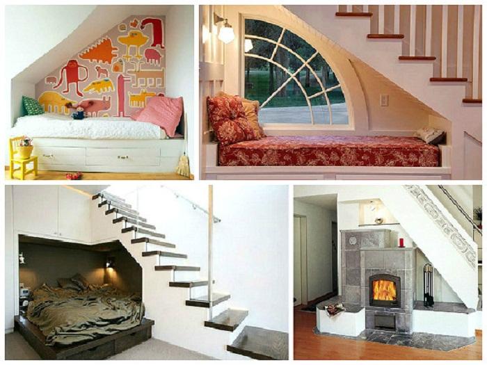 Симпатичное решение создать уютную атмосферу в любой из комнат при помощи создания местечка для отдыха.