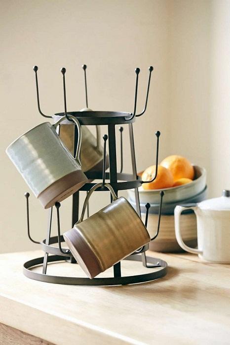 Сэкономить полезное пространство на кухне очень хороший и правильный вариант - это не только позволит оптимизировать пространство, но и создаст уют.