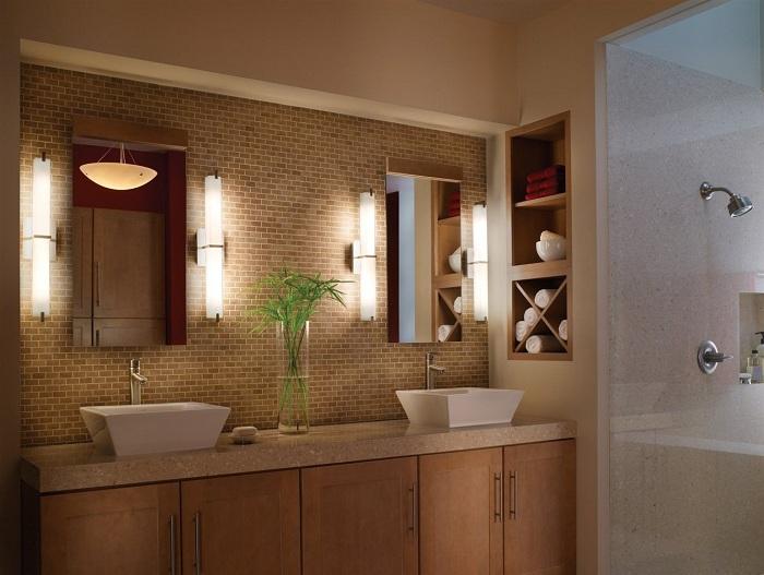 Бежевые цвета в декорировании комнаты станут просто оптимальным вариантом оформления интерьера такого помещения.