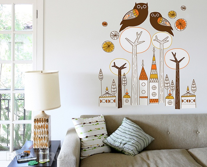 Wall Decoration Wallpaper :