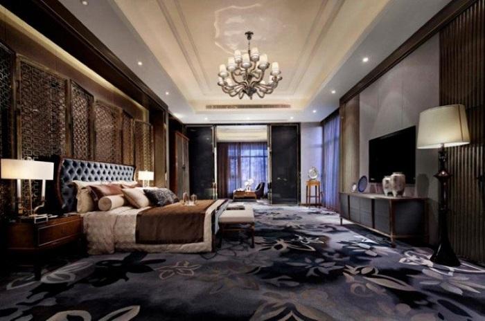 Оформление спальни в современных тенденциях.
