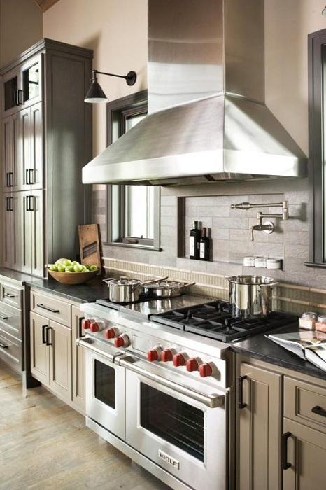 Очень крутые решения для декорирования кухни, что точно понравятся.