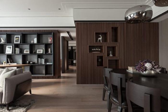 Преображение комнаты при помощи оригинальных ниш в стенах, что понравятся и украсят интерьер.