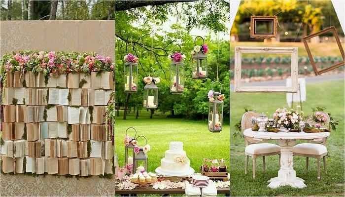 Примеры фонов для свадебной фотосессии.