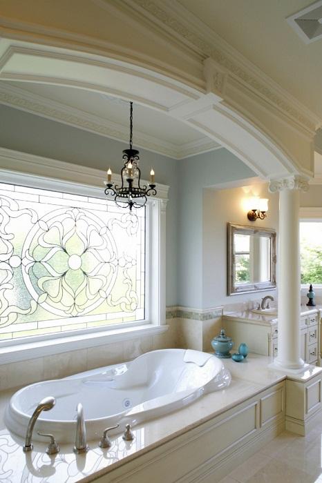 Симпатичное и весьма практичное решение создать оригинальный светлый интерьер, что вдохновит и понравится однозначно.