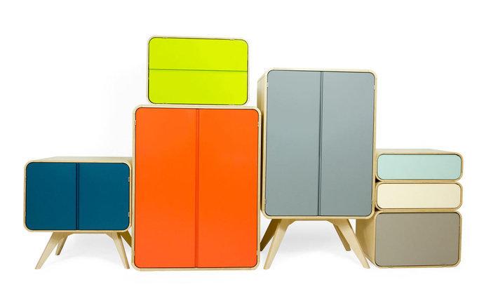 Дизайнеры всё чаще обращаются к принципу матрёшки в изготовлении мебели