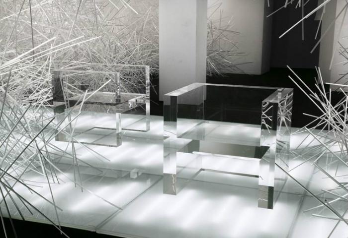 Мебель с эффектом невидимки