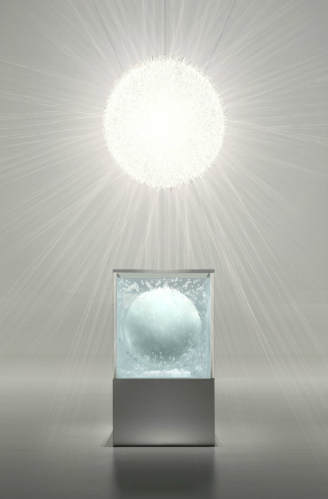 Ледяной светильник