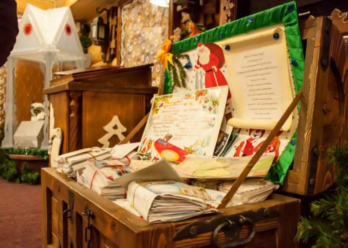 Системы хранения в тереме Деда Мороза