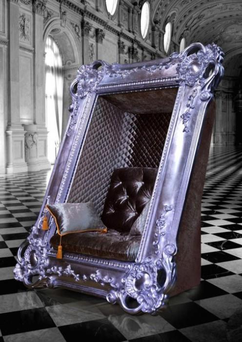 Необычный предмет мебели