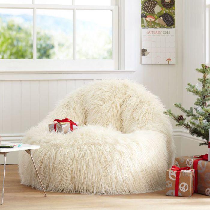 Зимний вариант кресла