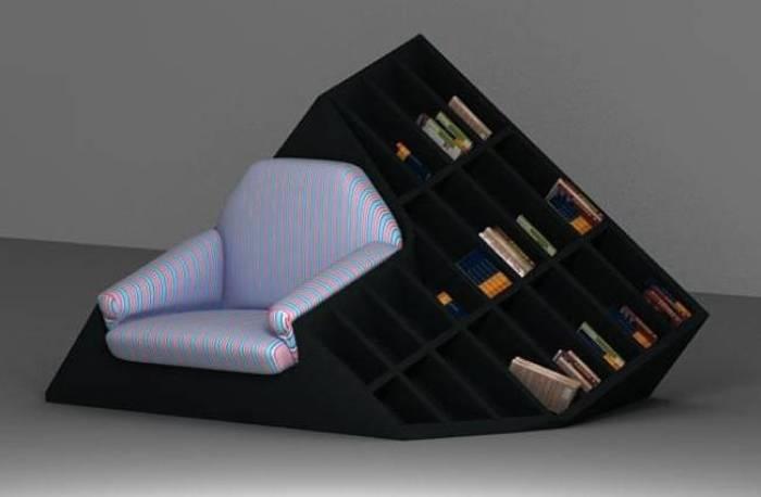 Кресло-стеллаж Tatik