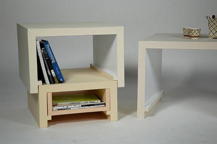 Компактный предмет мебели