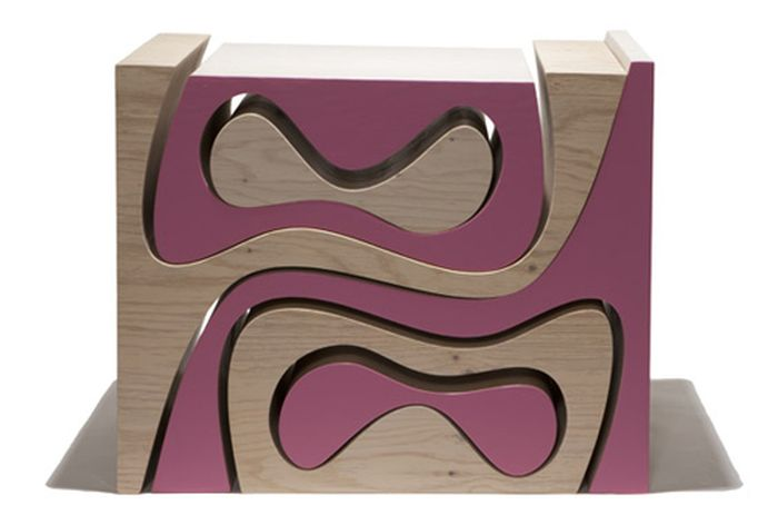 Оригинальный набор мебели МатрёшКарим (Matryoshkarim)