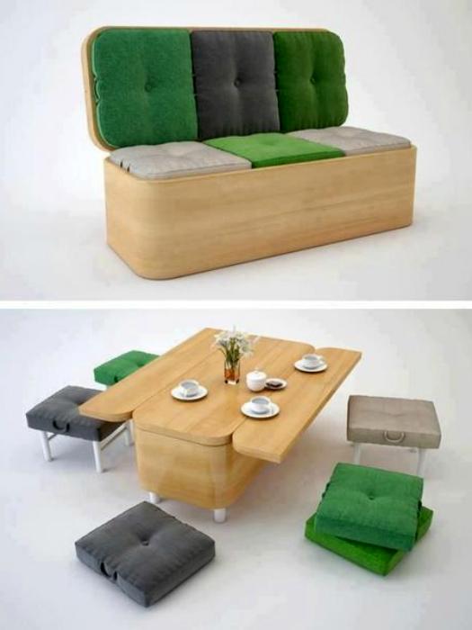 Мебель-матрёшка