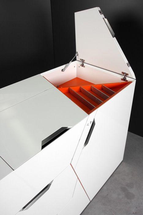 Модульные системы хранения для кухни