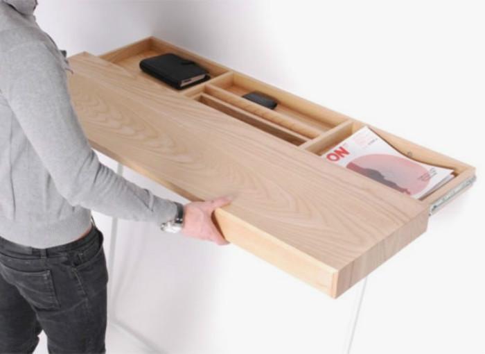 Простая и функциональная мебель