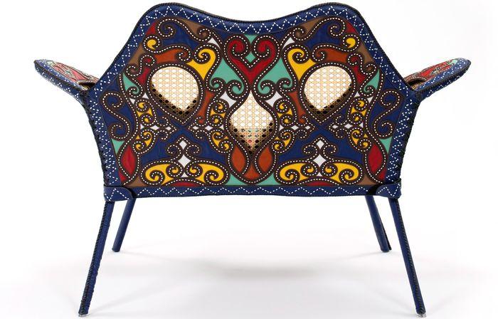 Яркая мебель с бразильским колоритом
