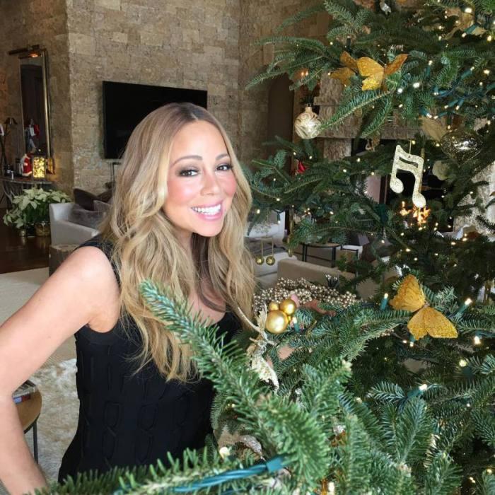 Мэрайя Кэри (Mariah Carey) очень тонко намекнула о своем пристрастии к музыке