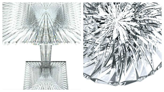 Невероятные объекты от японского дизайнера Токуджина Йошика (Tokujin Yoshioka)