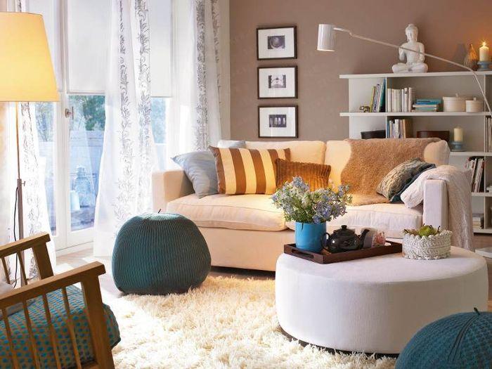 Что следует учесть при оформлении интерьера, чтобы обстановка в доме была гармоничной?
