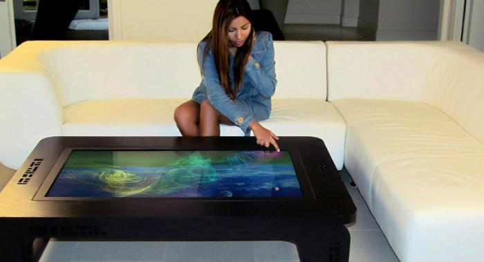 Интерактивная мебель в интерьере