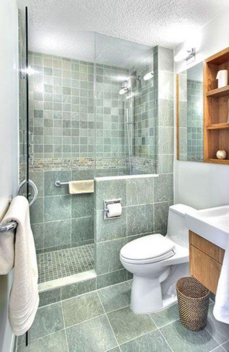 Для того чтобы небольшая ванная комната стала максимально просторной и оригинальной, необходимо правильно распределить пространство в помещении.