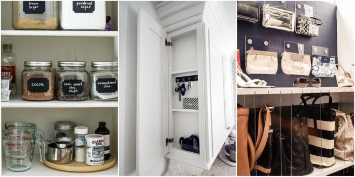 Простые идеи рационального хранения вещей, которые помогут навести порядок в доме.