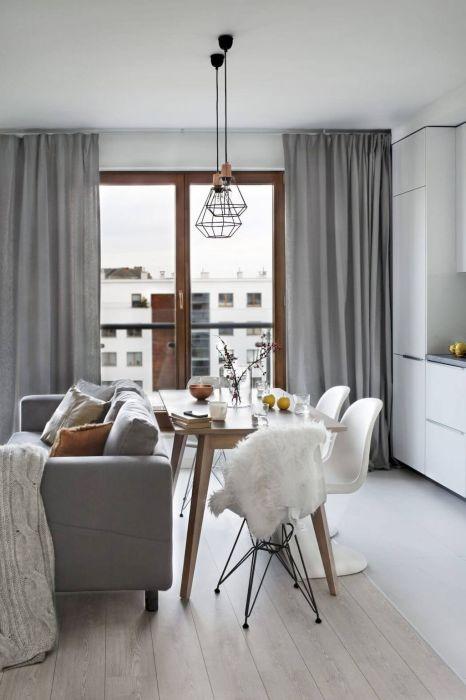 Серый не только самый модный, но и самый универсальный цвет среди нейтральной гаммы.