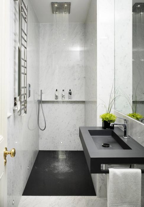 От правильности выбора цветовой гаммы в ванной комнате зависит атмосфера и уют.