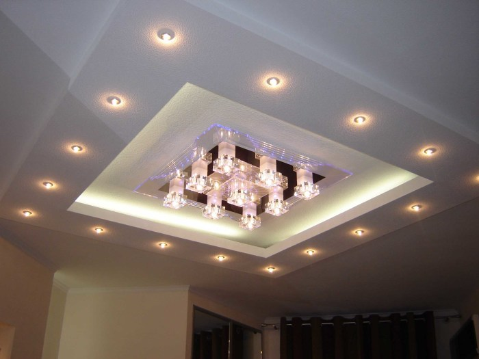Ультрасовременный светодиодный светильник, который впишется в любой интерьер.