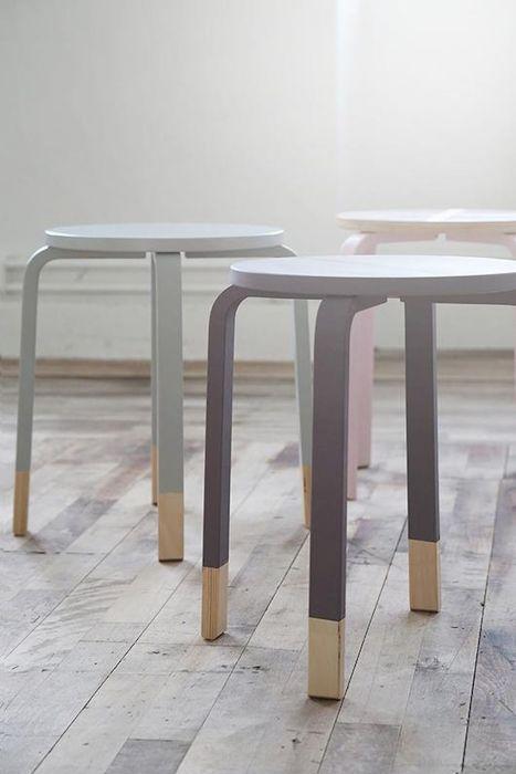 Классическая версия деревянного стула приобретает современный характер в руках настоящих профессионалов.