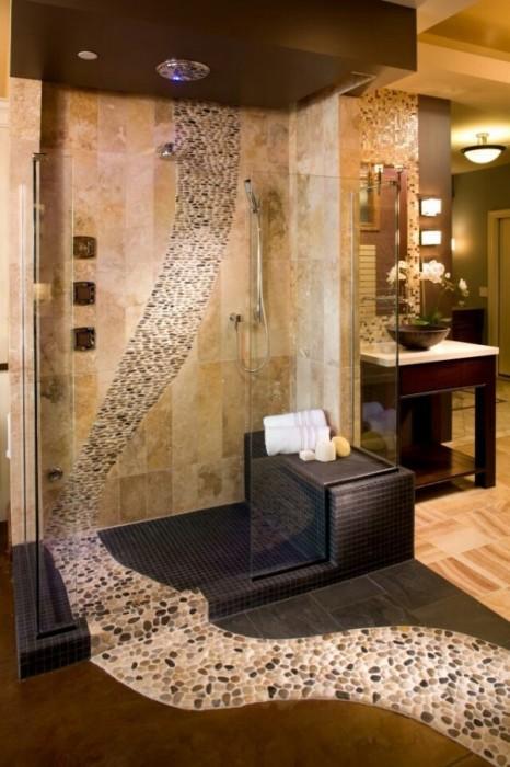 В большинстве малогабаритных квартир для помещения ванной комнаты отводится небольшая площадь, поэтому важно продумать, каким будет дизайн плитки.