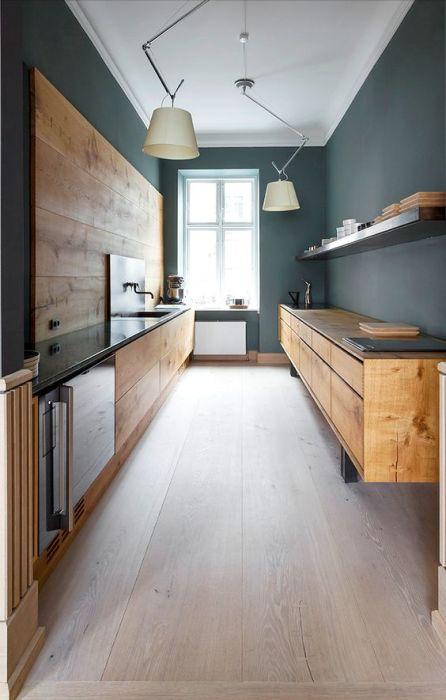 Современная кухня должна быть не только максимально функциональной и практичной, но и как можно более уютной.