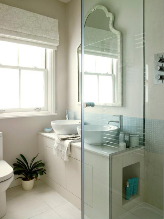 Профессиональные дизайнеры рекомендуют придерживаться современного минималистского стиля.