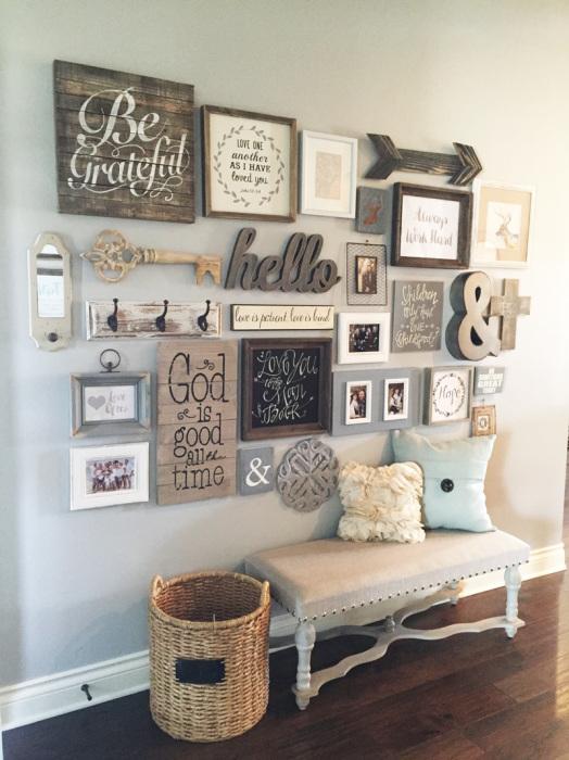 Основное предназначение декоративных элементов и аксессуаров – украшать помещение и дополнять интерьер.