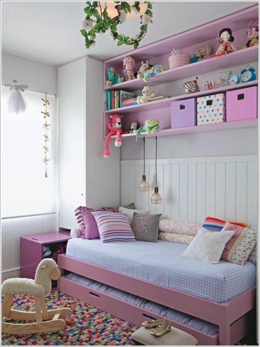 Для приятного времяпровождения и отдыха, интерьер детской комнаты должен быть комфортным и позитивным.