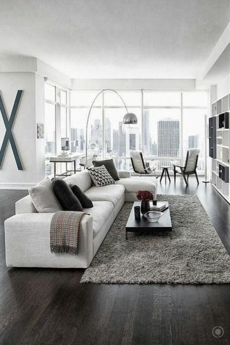 Гостиная комната – это уютное и функциональное помещение с максимальным уровнем личностного комфорта.
